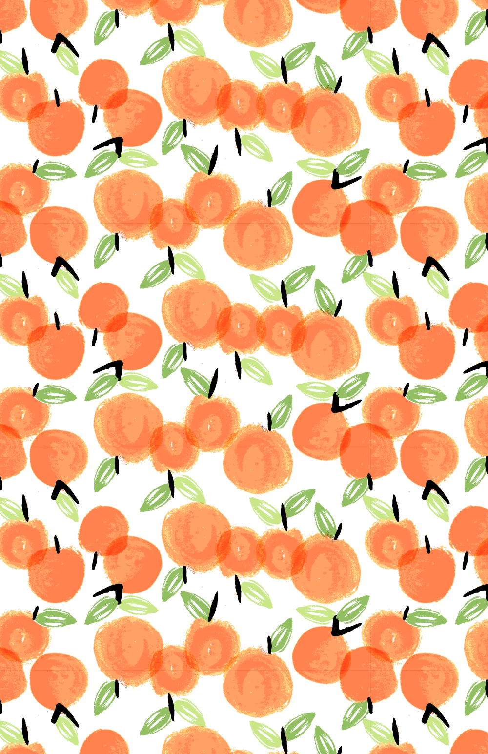 You could use these sweet backgrounds (24 photos) Orange