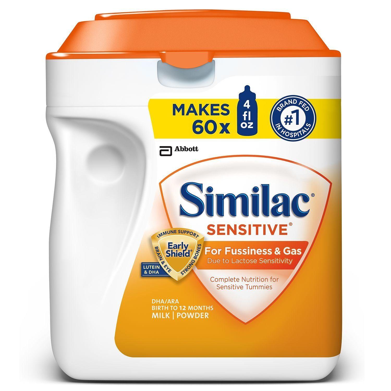Similac Sensitive Baby Formula Powder Baby Formula Similac Formula Milk