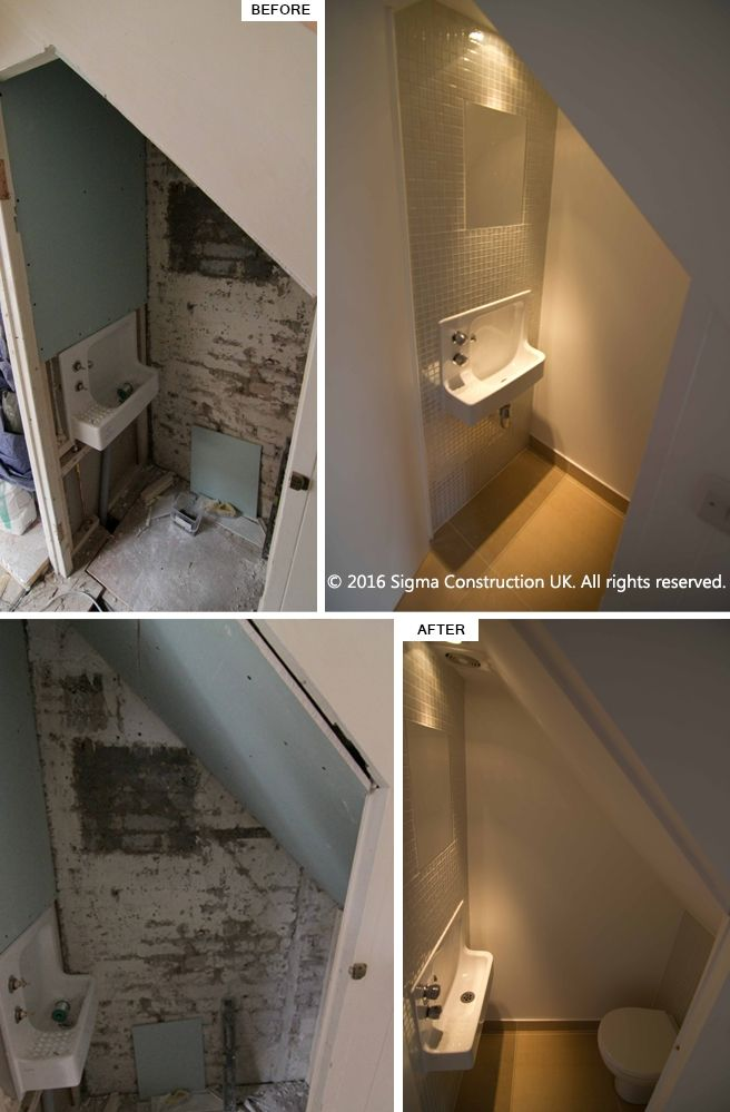 Sigma Construction image #smalltoiletroom