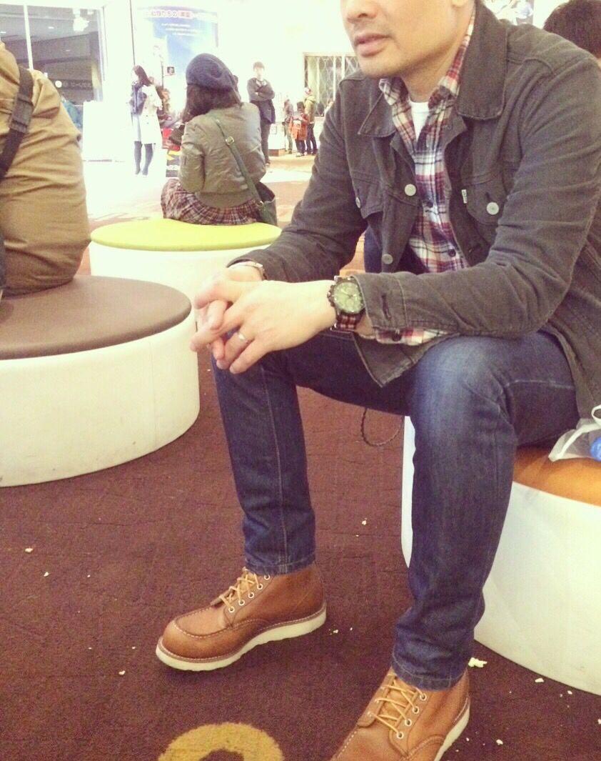 Red Wing 875 moc toe … | Red wing