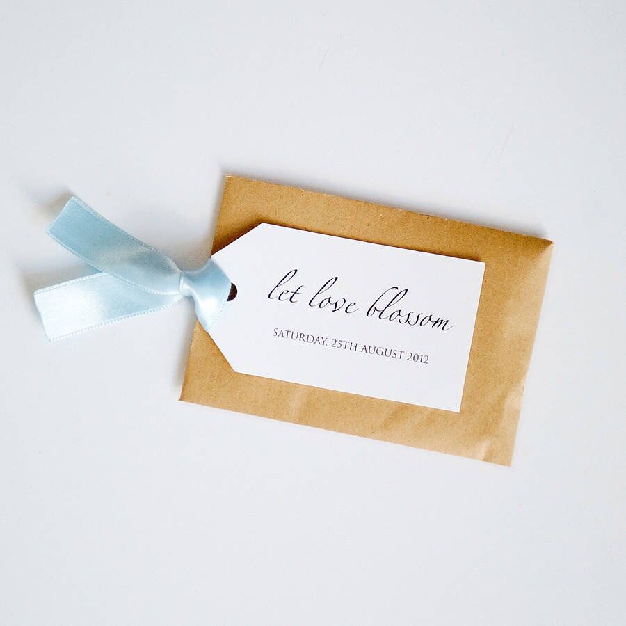 Packs with tag, ribbon and could have sticker on them | Jbi ...