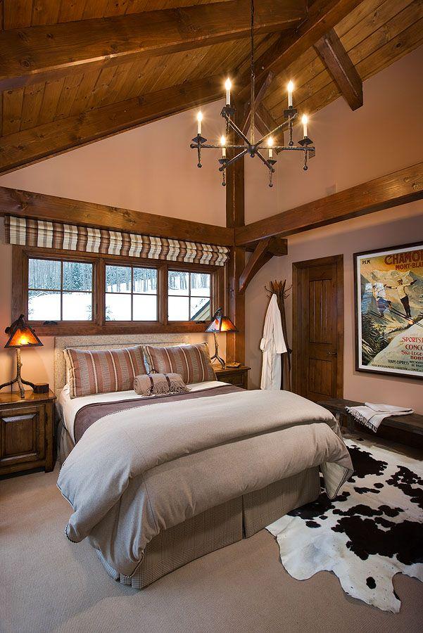 Bedroom Design, Timber Frame Homes