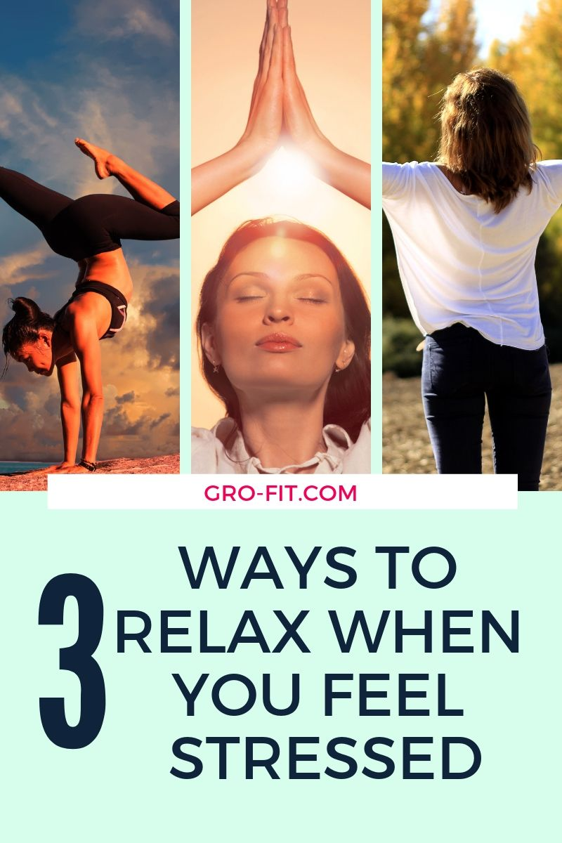 good ways to relax Have you ever get one of those annoying days, when nothing goes right just from the start here one day i remember, when i get up it felt not right, don't know why.