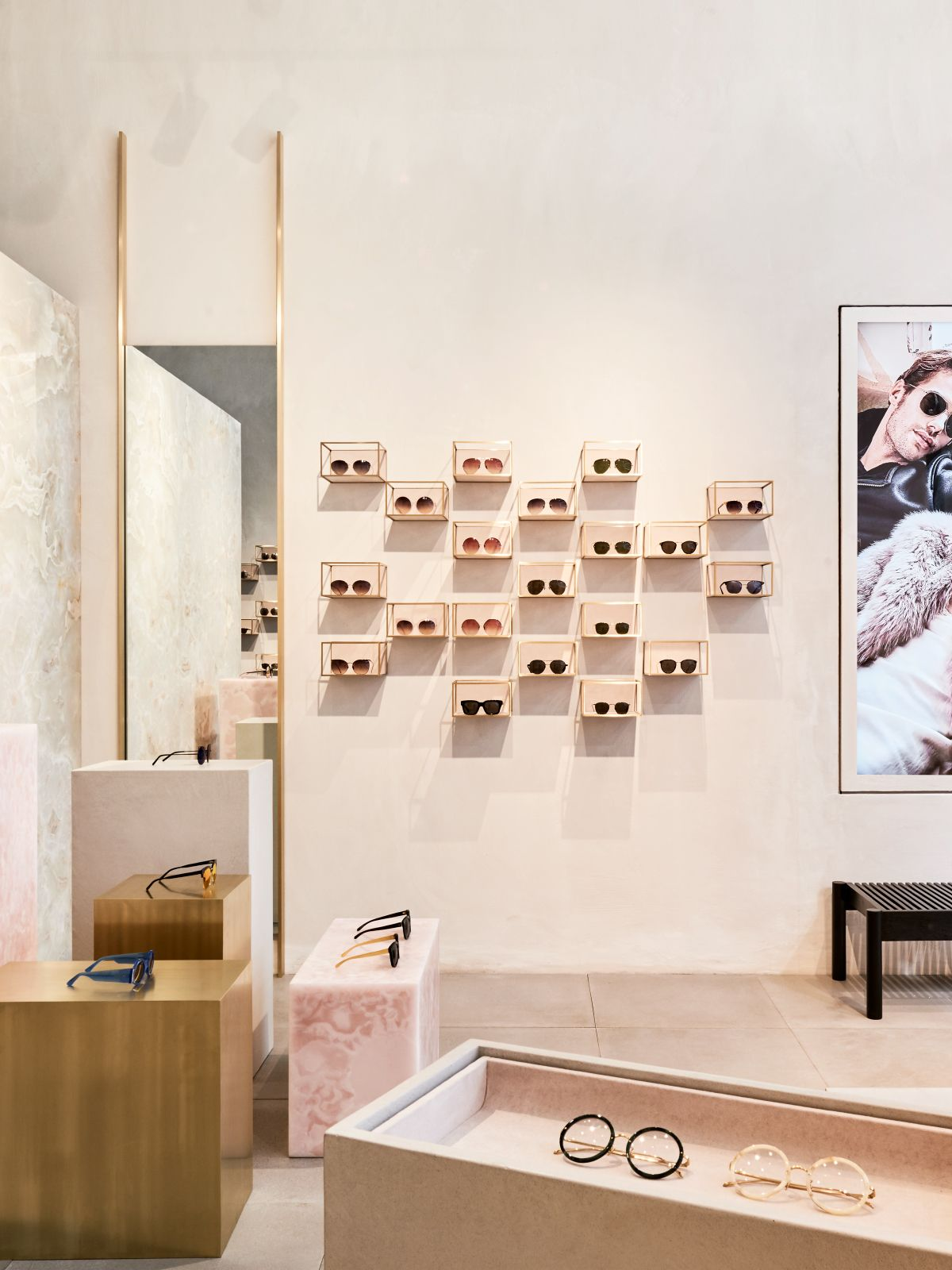 b4faad3789e9 Linda Farrow New York Store  109 Greene Street New York