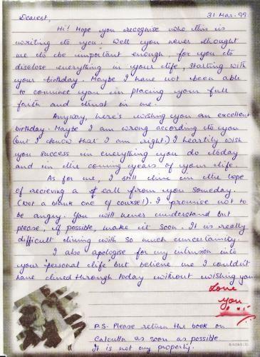 Im So Lonely: Romantic Love Letters | Romantic love