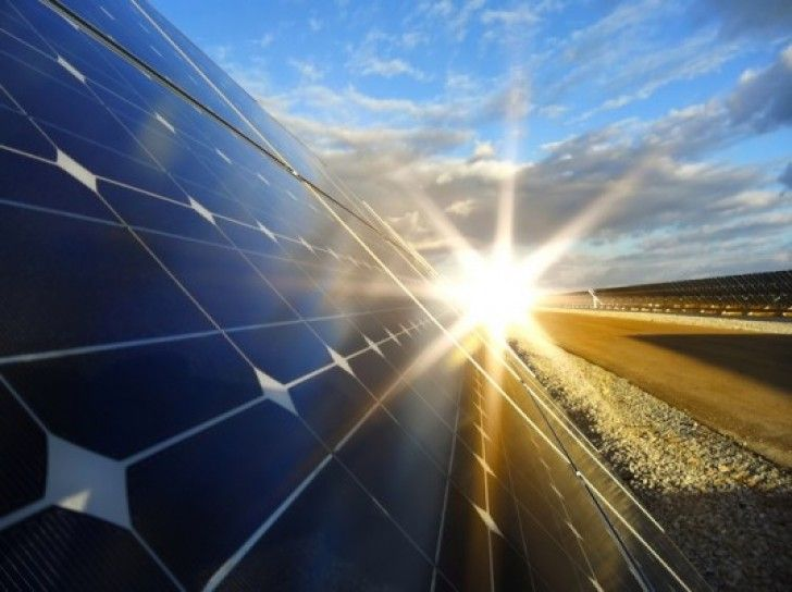 Solar Power Is Now As Cheap As Buying From The Grid In Europe Renewable Solar Solar Solar Panels