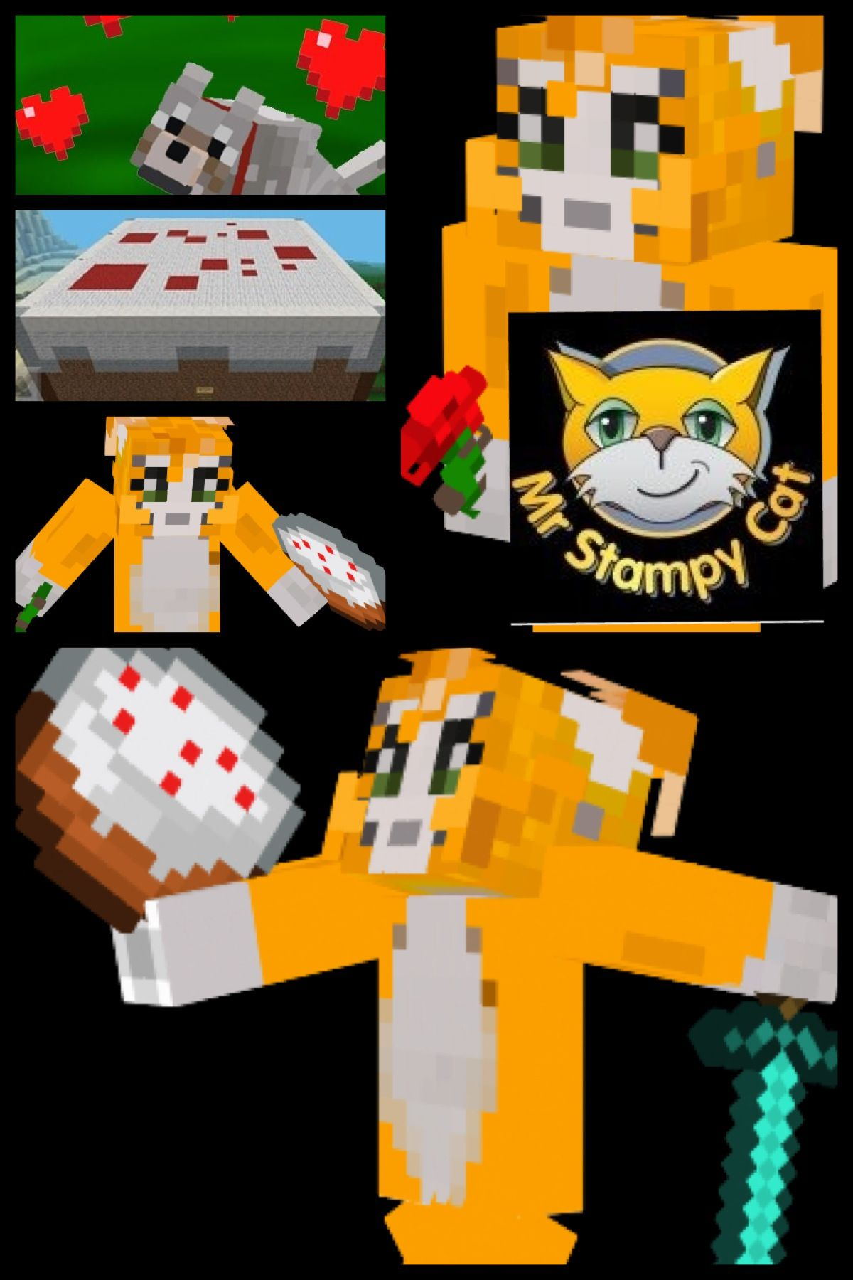 And Hookup Twins Stampy Cat Stampy Sqaishey Is