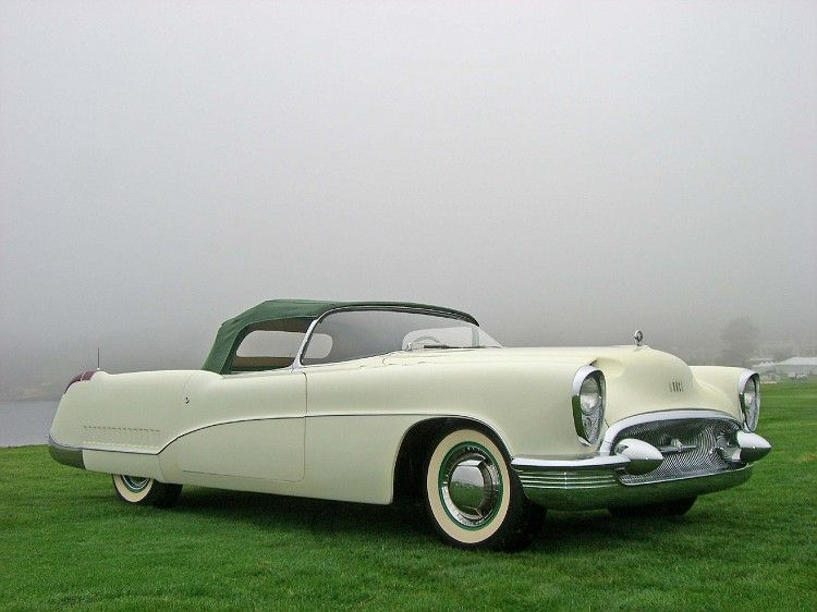 1953 Buick Wildcat Concept Car Maintenance Restoration Of Old