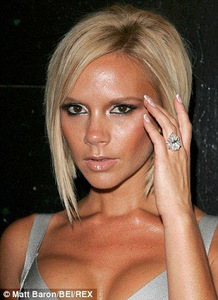 celebrity wedding rings victoria beckhams - Victoria Beckham Wedding Ring