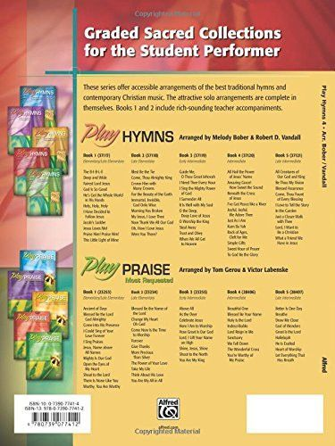 Play Hymns, Bk 4: 11 Piano Arrangements of Traditional Favorites