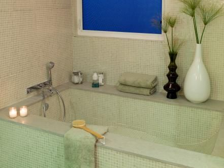 Soothing Bathroom Colors