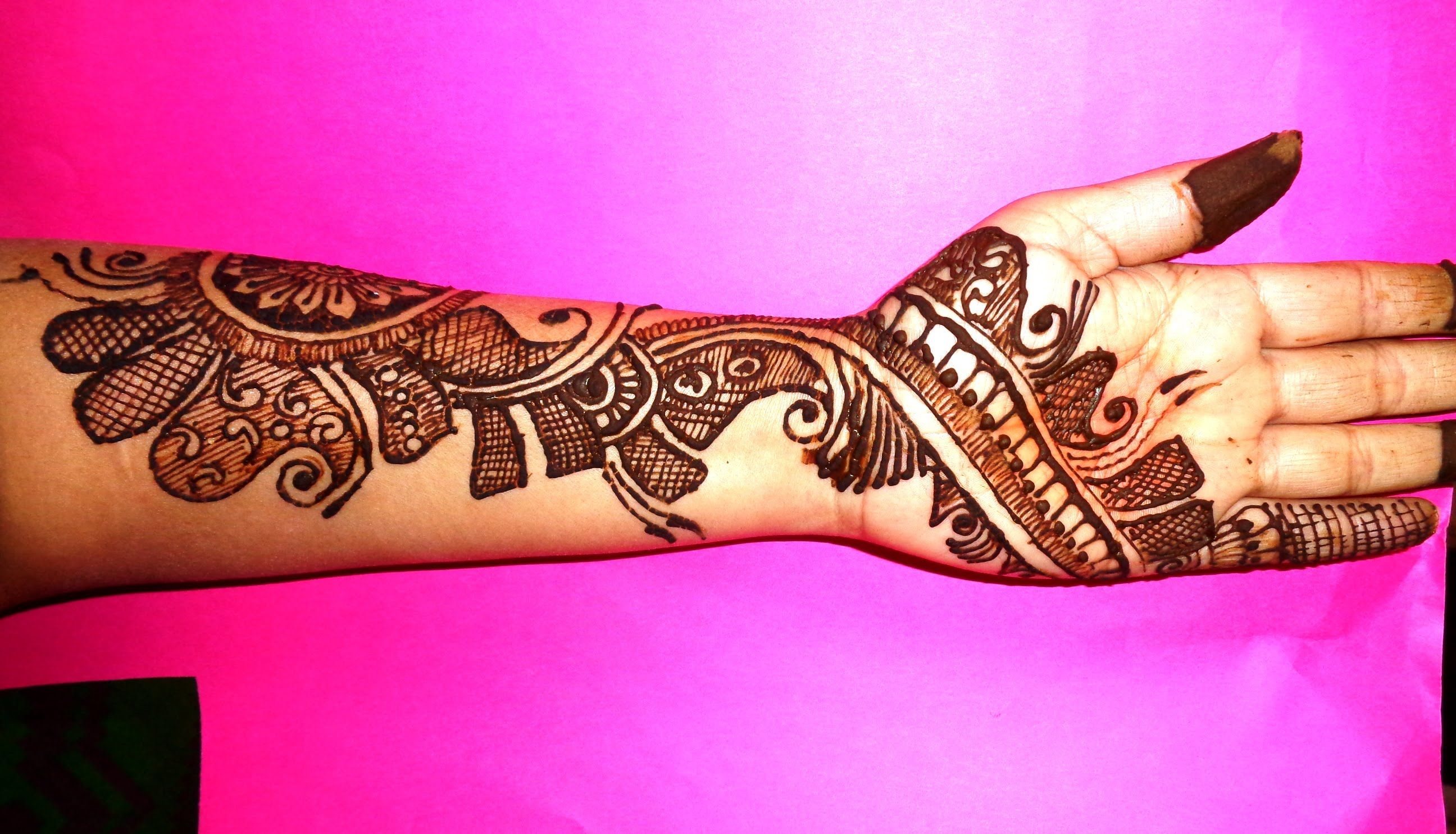 Mehndi Designs App Download : Mehndi designs for palm latest hands