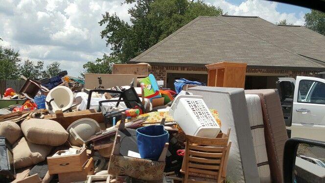 Every Single House Has A Huge Flood Trash Pile Great Flood Of Louisiana 2016 Louisiana Flooding Flood Outdoor Furniture Sets