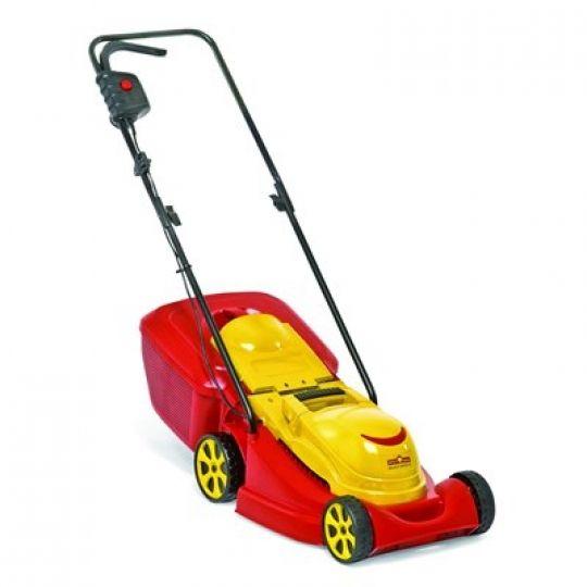 מכסחת דשא Wolf Garten Select3200ed Aerate Lawn Push Lawn Mower Lawn Mower