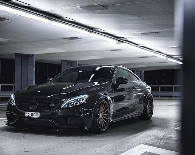 Mercedes Amg C205 C63s Coupe Engine 4 0l V8 Biturbo With