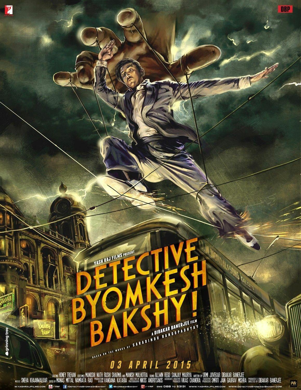 Quality Movies : DETECTIVE BYOMKESH BAKSHY 2015 Blu-ray