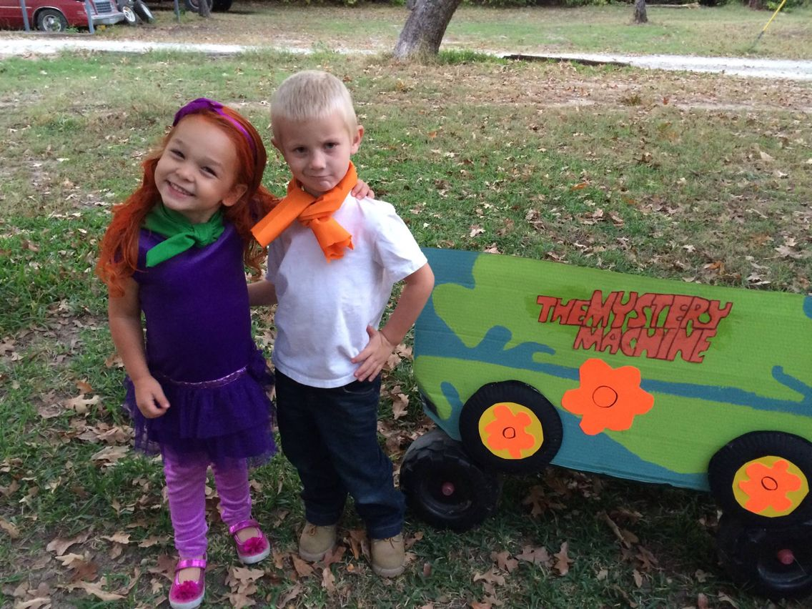 Scooby doo costume daphne and fred costume toddler ideas pinterest - Daphne dans scooby doo ...