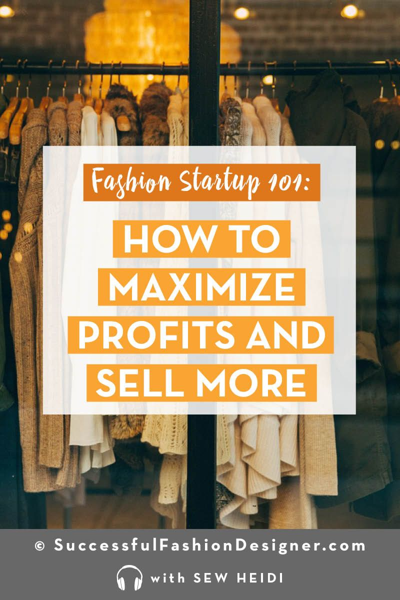 Sell Your Clothing Line To Retailers A Step By Step Guide Fashion Design Jobs Business Fashion Clothing Labels