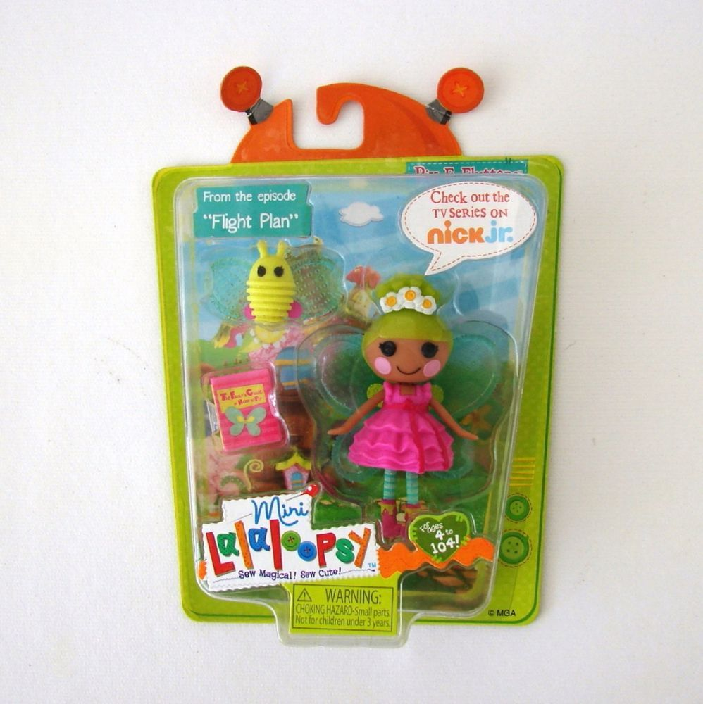 Details about Pix E Flutters Mini Lalaloopsy Doll New Nick Jr ...