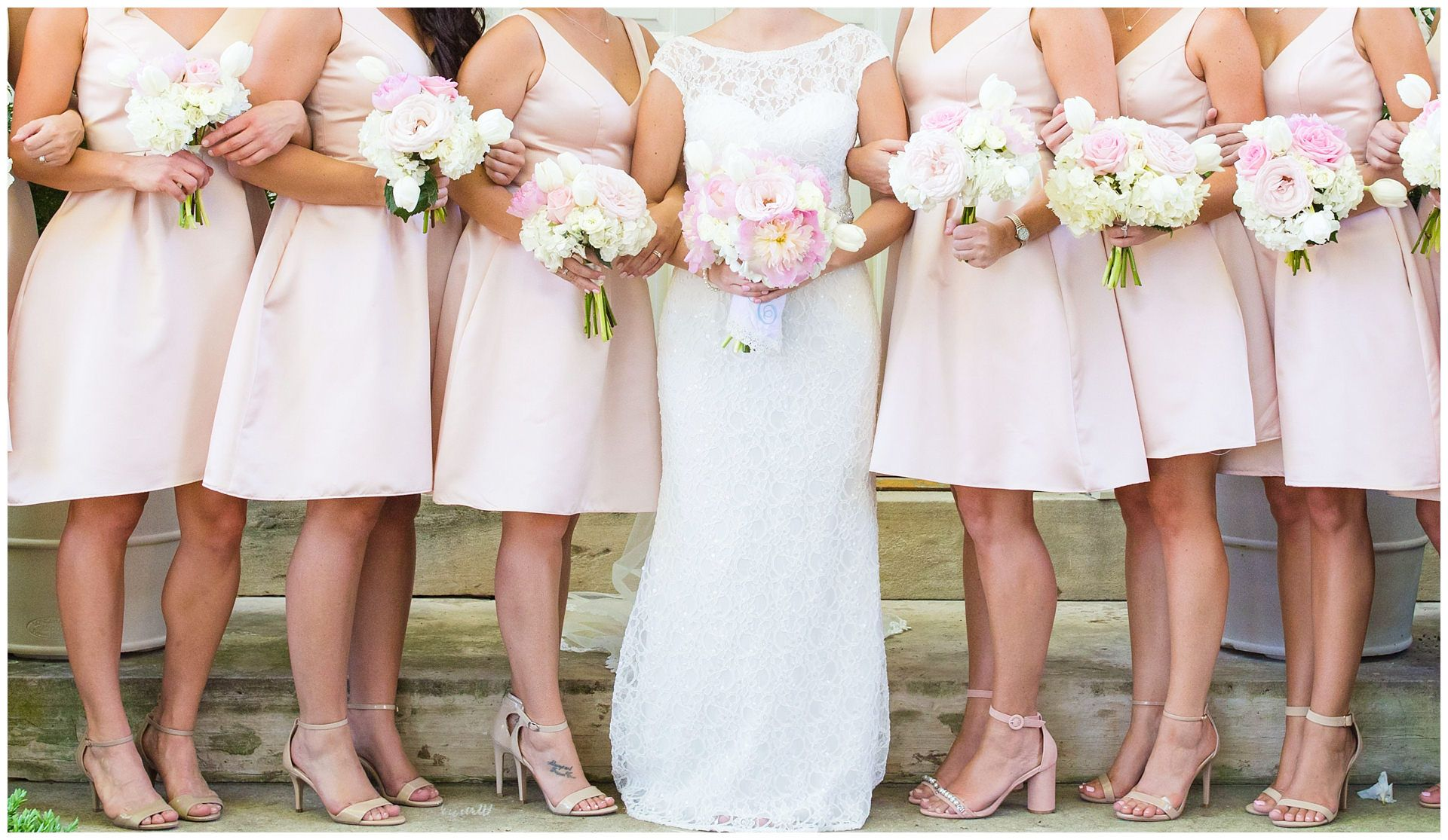 Kevin and Anna Photography Summer Wedding at St. Peter Catholic ...