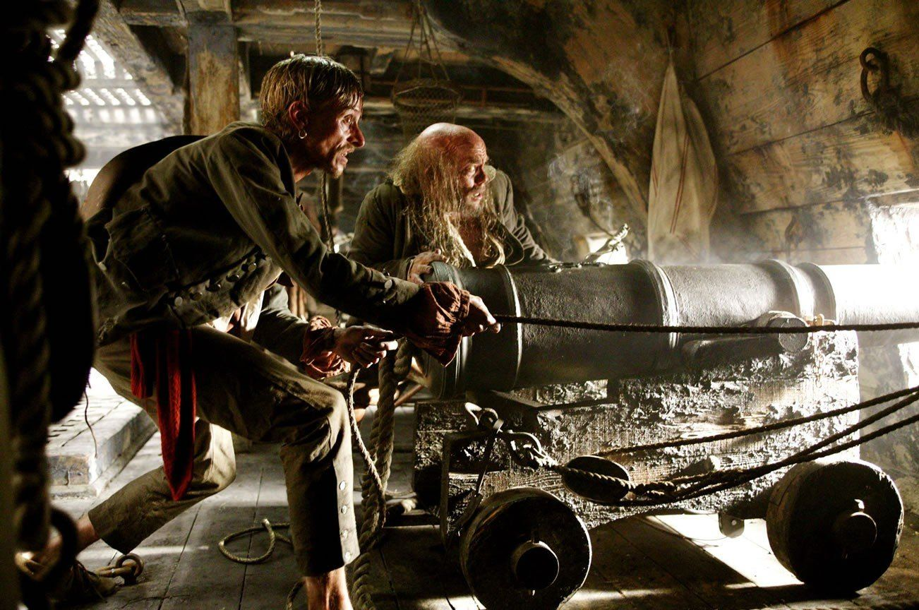 Ragetti and Pintel | Pirates of the Caribbean | Pirates of the