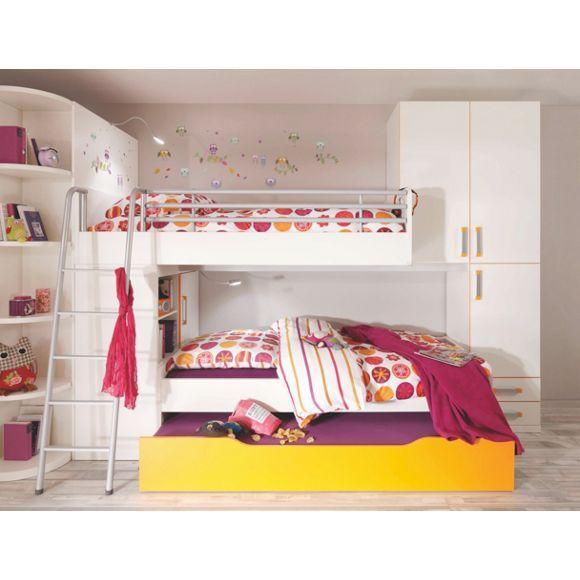 """Kinderzimmer """"Enjoy Plus"""" von VENDA - ein Hingucker mit individuellem Platz!"""