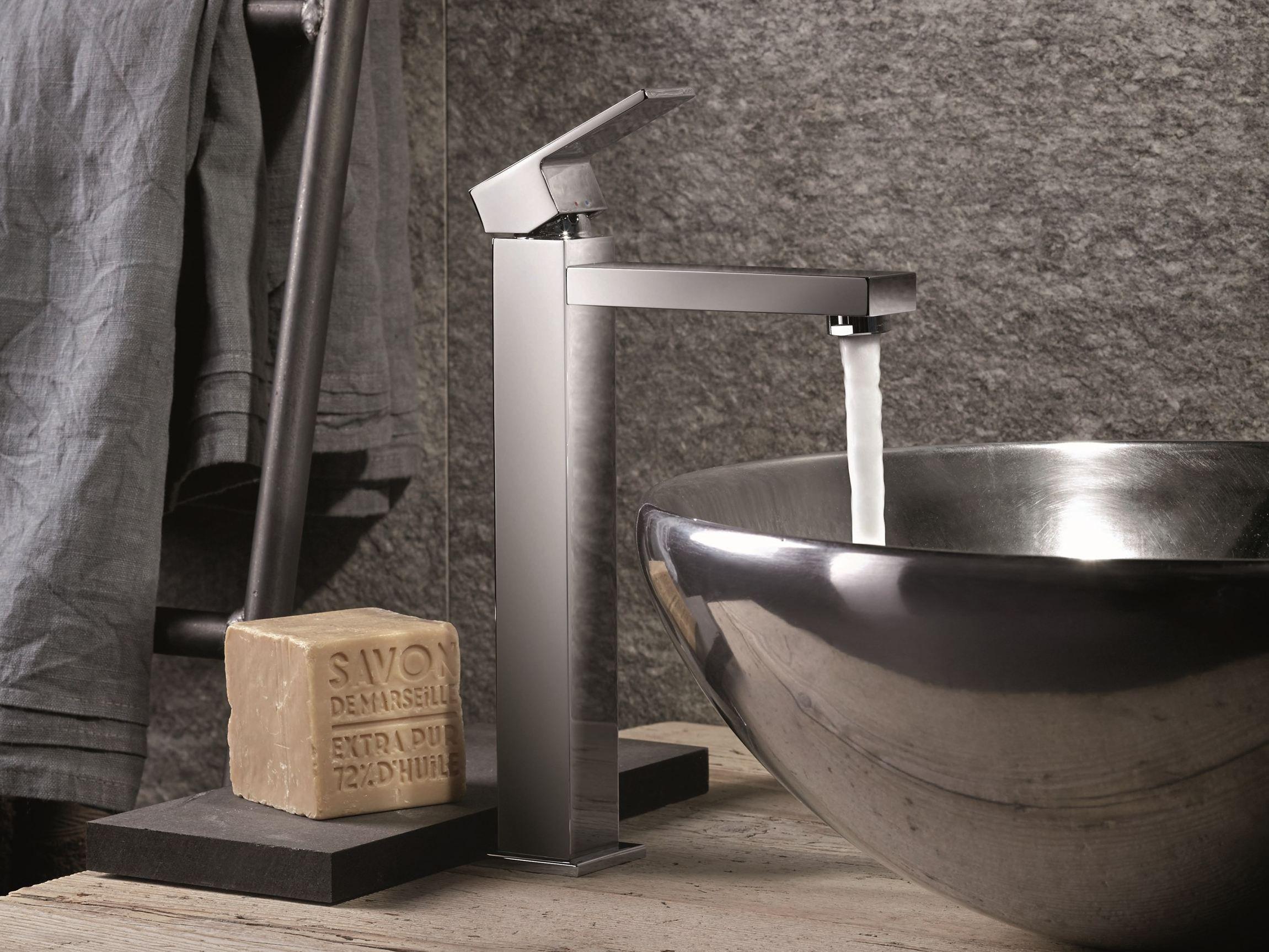 Miscelatore per lavabo senza scarico Collezione ERGO-Q by #NEWFORM ...