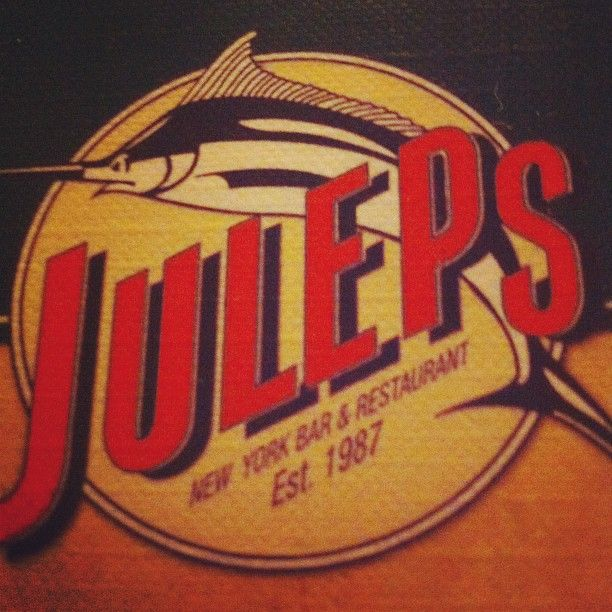 Juleps New York Bar Restaurant New York Bar Restaurant Bar Restaurant
