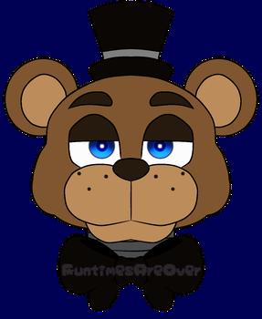 Freddy Fazbear Head By Funtimesareover Freddy Fazbear Fnaf Freddy Freddy