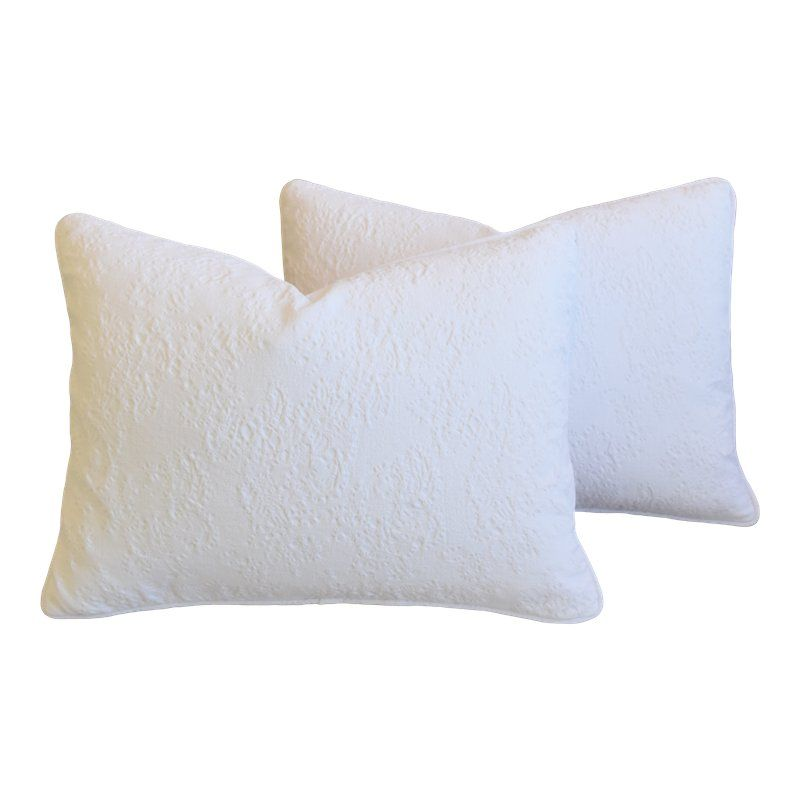 Shop Patchwork Pillow with Feather Down