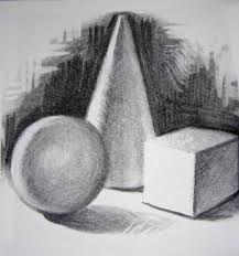 Resultado De Imagen De Dibujo Claroscuro Arte Geometrico Claroscuro Proyectos De Dibujo