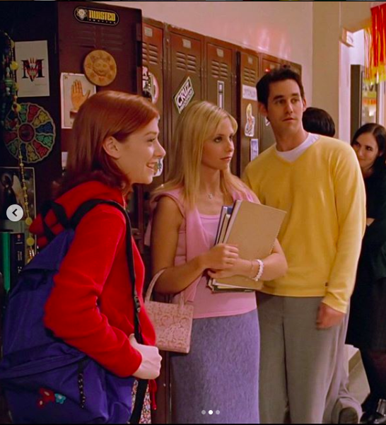 buffy season 3 | Buffy summers, Buffy the vampire slayer ...