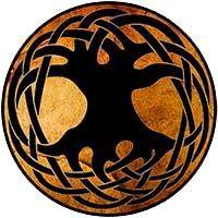 Significado Simbolos Celtas Arbol De La Vida Celta Pinterest