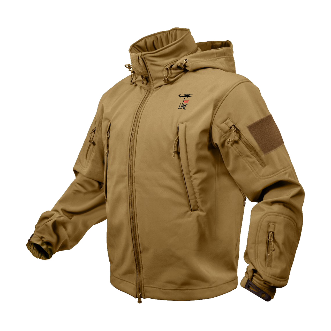 Tactical Softshell Jacket On Sale Tactical Jacket All Weather Jackets Tactical Clothing [ 1280 x 1280 Pixel ]