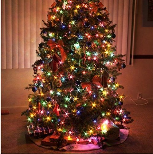Holiday Essence   Set Of 140 Indoor Multi Color Musical Christmas Lights    Plays 25