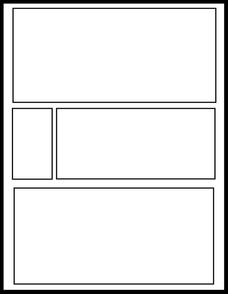 Smt  By ComicTemplates  Manga Template    Comic And