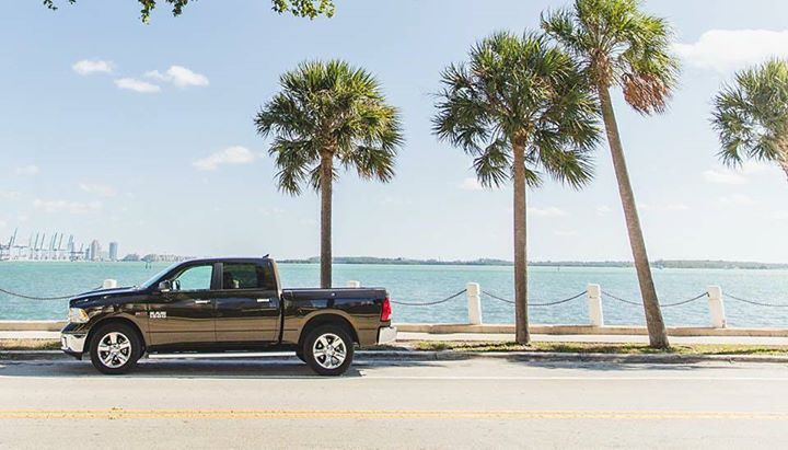 Think Sunny Thoughts Ramcountry Photo From Ramtrucks