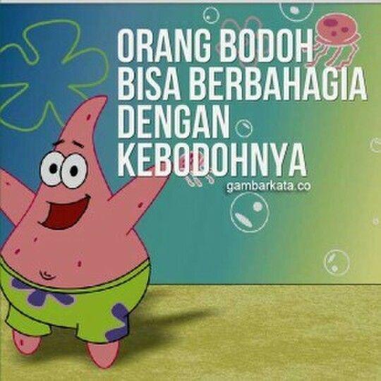 [cekidot] kata-kata bijak film SpongeBob SquarePants ...