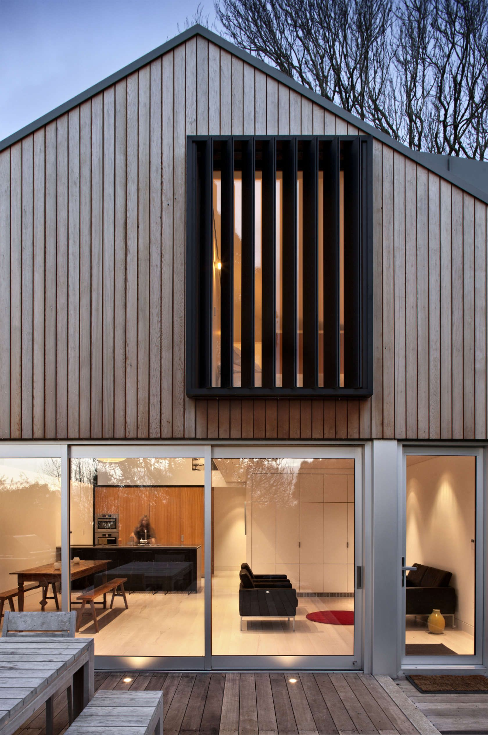 Architect Turns This Old Two Car Garage Into Beautiful