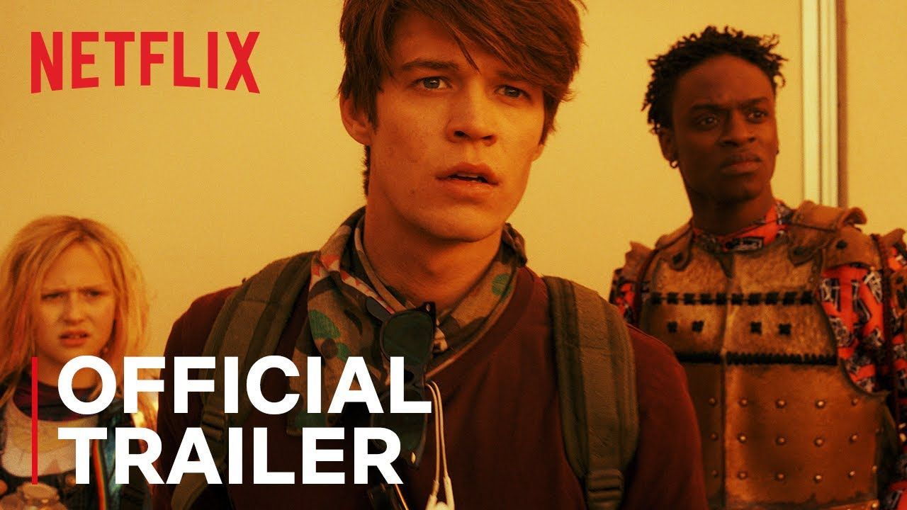 Daybreak Tv Series Official Trailer Netflix Daybreak Netflix