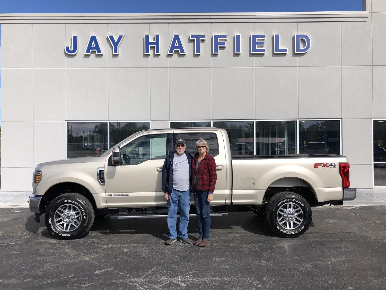 Jay Hatfield Ford >> Danny We Re So Excited For All The Places You Ll Go In Your