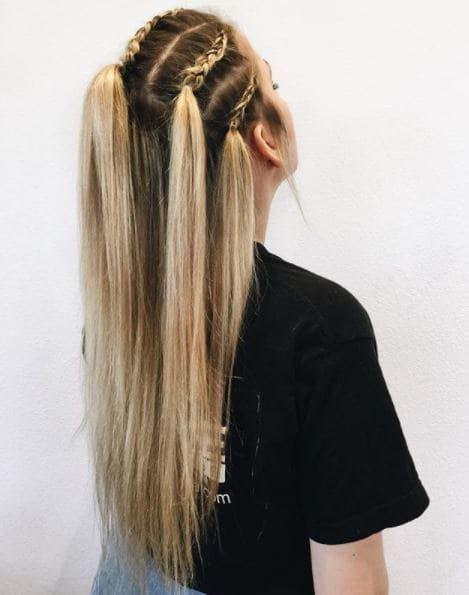 Brauchen Sie Zopf Frisuren für lange Haare? Suchen Sie nicht weiter, da wir #longhair