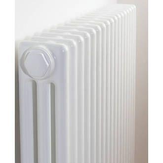 Acova 3 Column Vertical Radiator 2000 X 490mm White Ideas For The