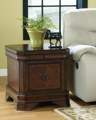 Ashley Furniture Signature Design Hamlyn Media End Tabl Baby