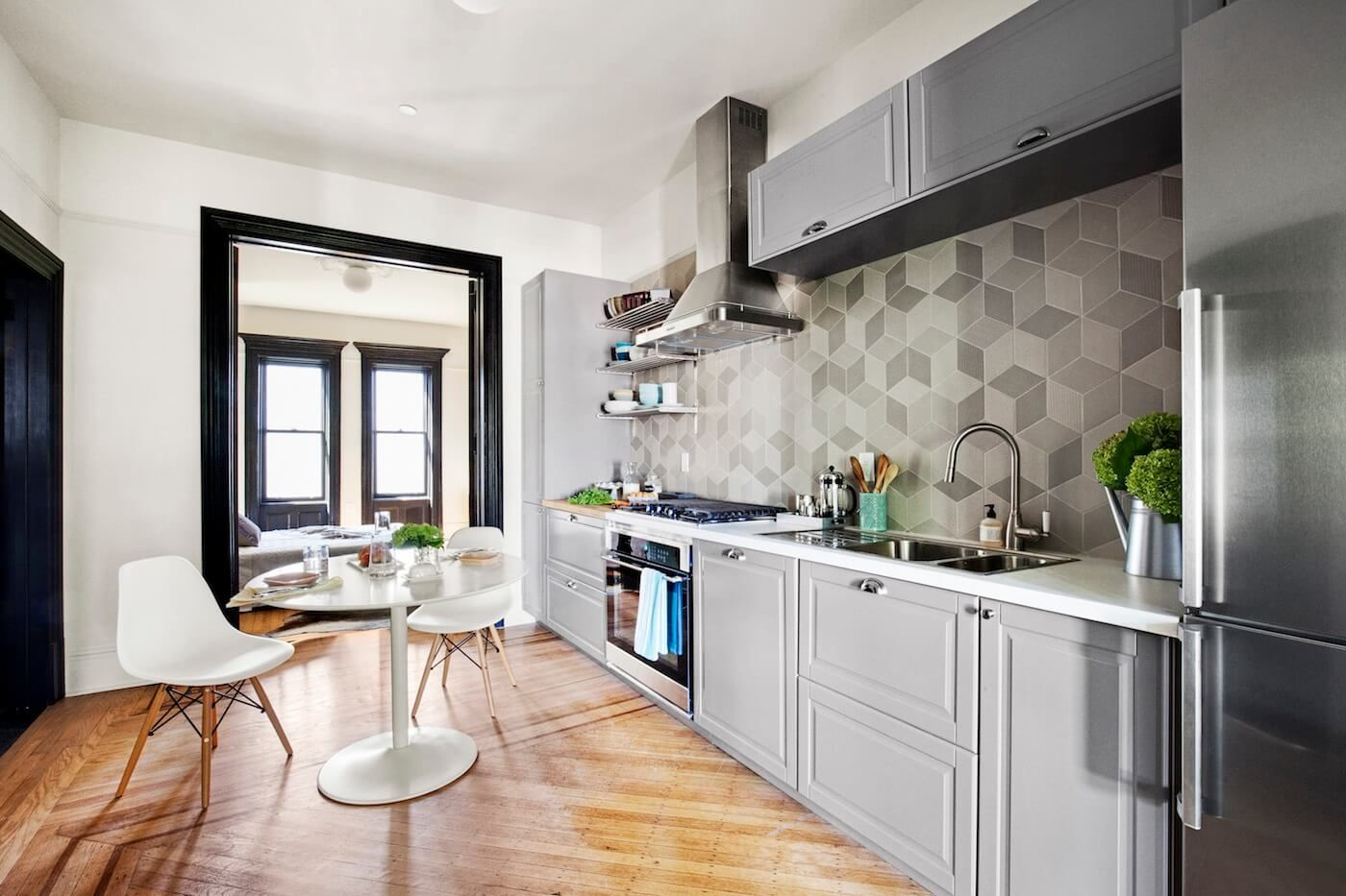 Interior Design Ideas Brooklyn MNDPC Architects Crown Heights ...