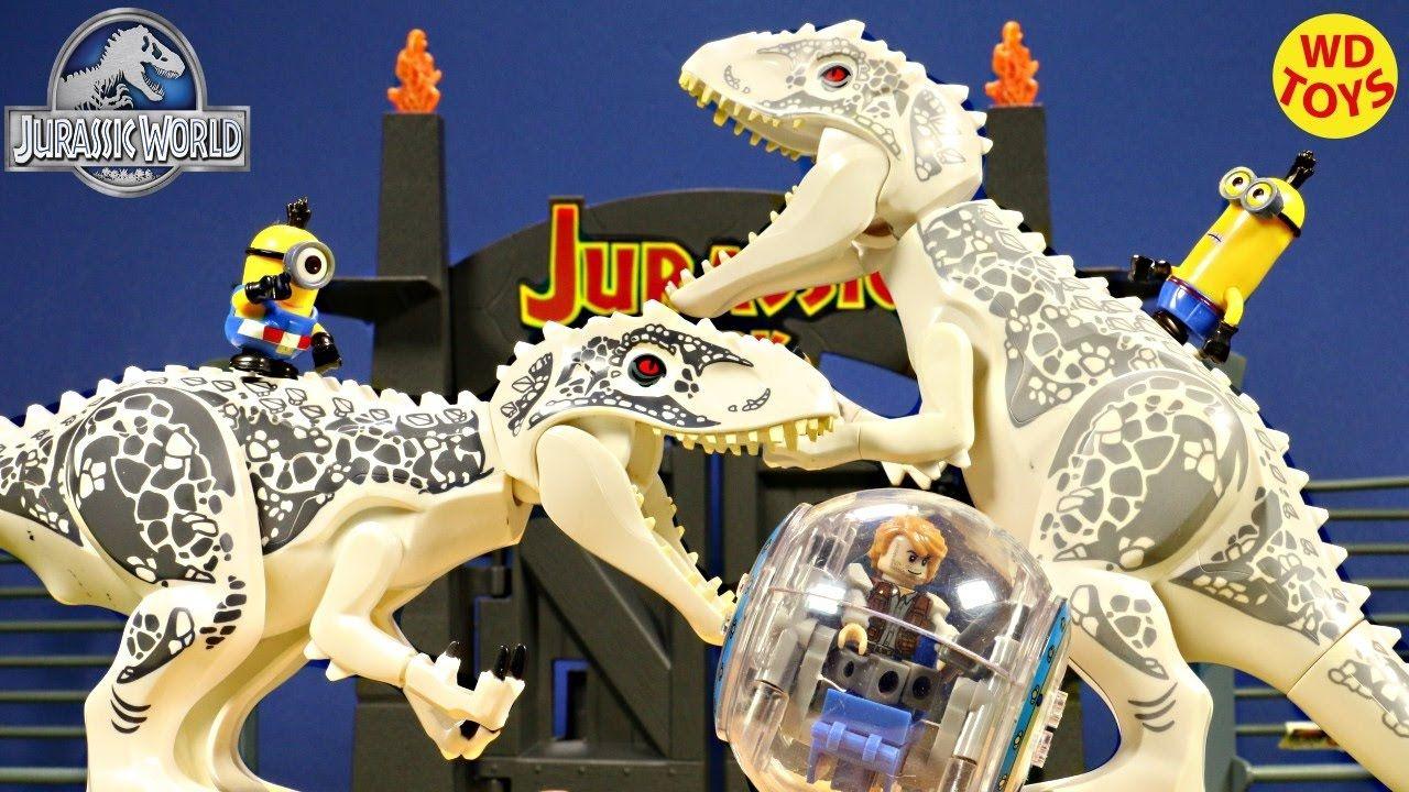 New Lego Indominus Rex Vs Indominus Rex (Knockoff) China