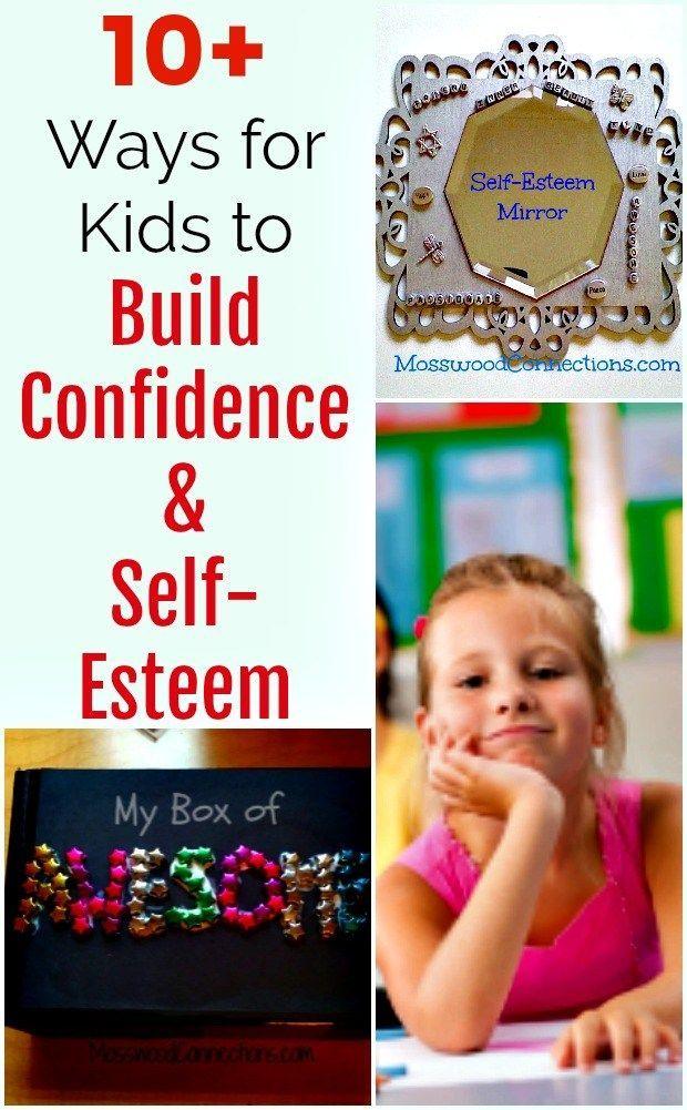Encouraging Children To Have Healthy Self Esteem Mosswood Happy Kids Quotes Self Esteem Activities Affirmations For Kids