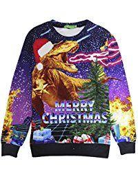 P/ärchen Weihnachtsoutfit Weihnachtspulli Partnerlook Sweatshirt