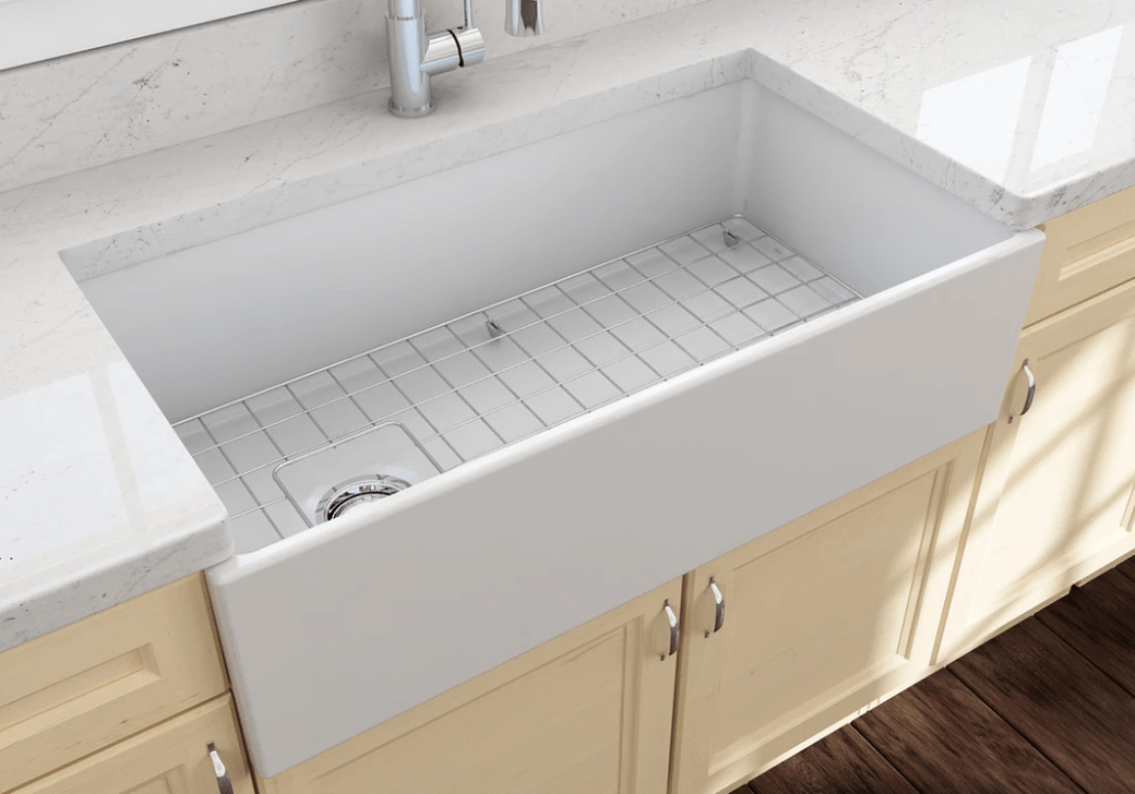32 The Best Farmhouse Kitchen Sink Ideas You Must Have In 2020 Fireclay Farmhouse Sink Single Bowl Kitchen Sink Farmhouse Sink