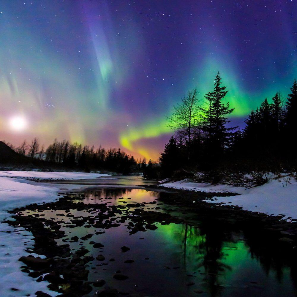 Julio Maiz on Twitter in 2020 Beautiful nature, Aurora
